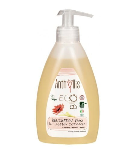 Ekologiczny płyn do higieny intymnej Anthyllis