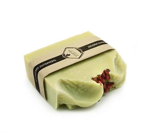 Mydło z zieloną glinką Purite