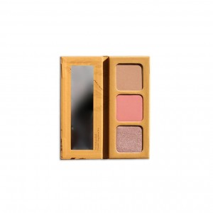 Paletka do twarzy Trio 43 Couleur Caramel