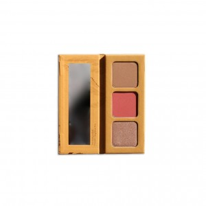 Paletka do twarzy Trio 44 Couleur Caramel