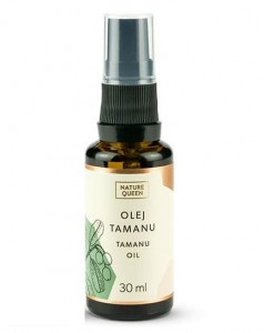 Olej tamanu 30 ml Nature Queen
