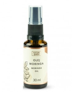 Olej moringa 30 ml Nature Queen