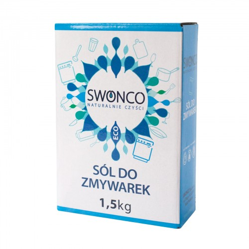 Sól do zmywarek  SWONCO