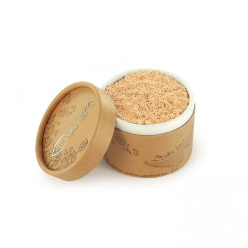 Puder Sypki Bio 02 beżowy Couleur Caramel
