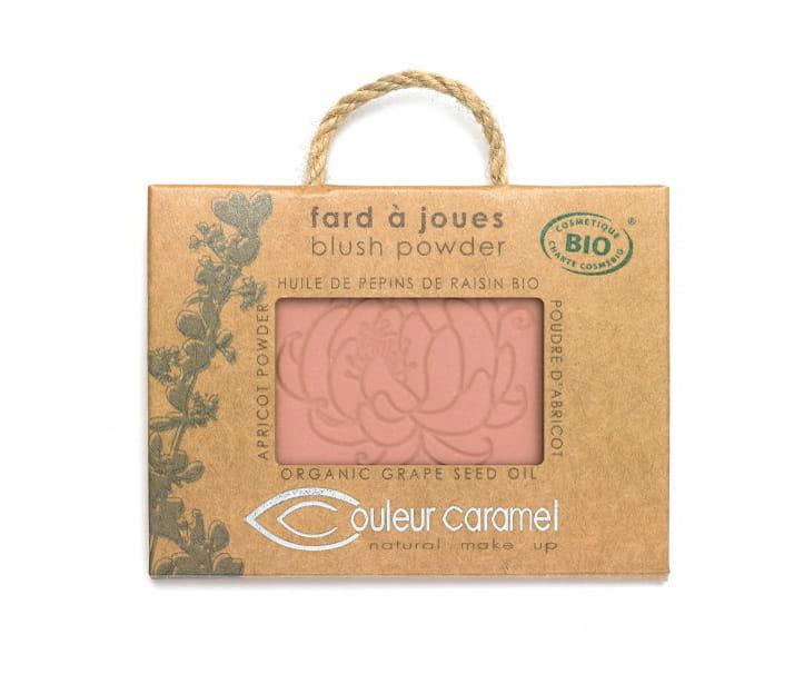 Róż do policzków 53 jasny róż Couleur Caramel