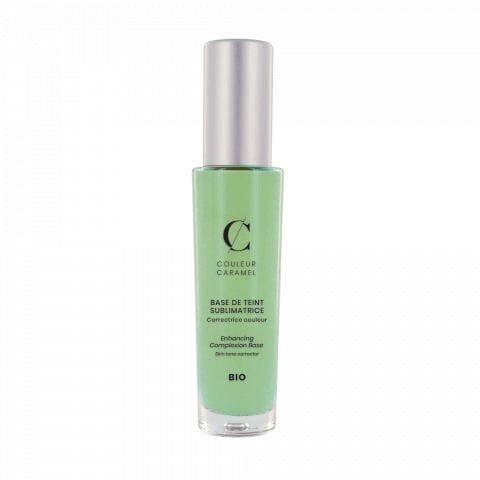 Baza upiększająca pod makijaż zielona 25 Couleur Caramel