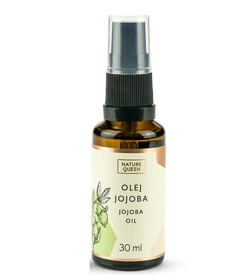 Olej jojoba 30 ml Nature Queen