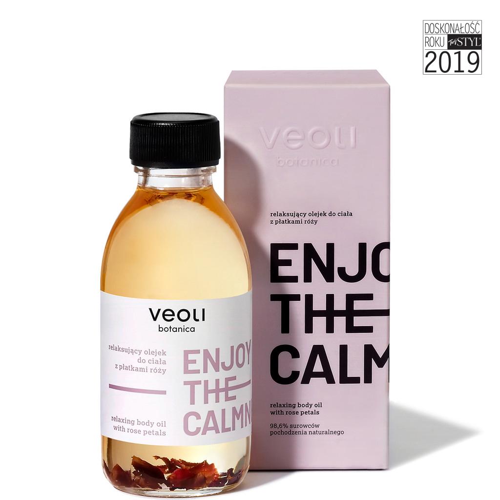 Relaksujący olejek do ciała Veoli Botanica