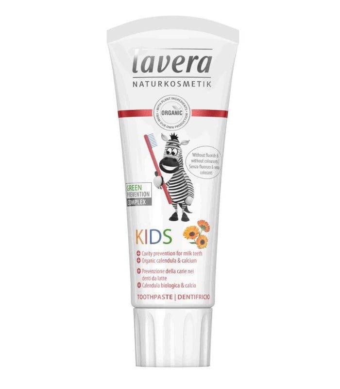 Pasta do zębów dla dzieci Lavera